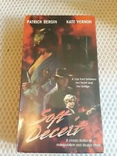 Soft Deceit (VHS, 1995), New Old Stock, Rare