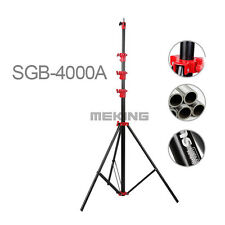 US 4m 13.2ft SGB-4000A Air-Cushion Professional  Heavy Duty Lighting Light Stand