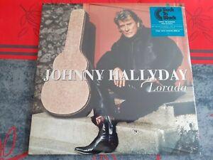 Johnny Hallyday Lorada 2LP Edition Limitée Numérotée 0655 A 3000 Ex Scéllé