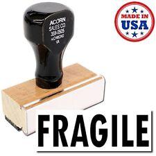 Acorn Sales - Large Fragile Rubber Stamp