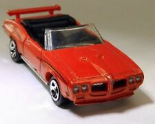 Hot Wheels Pontiac GTO '70 Diecast Car toy convertible  - Free Shipping USA