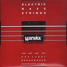 WARWICK RED LABEL 46210 ML Bass-Saiten 4-str. 040-100 Strings NEU! OVP!