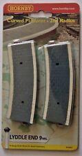 Hornby Lyddle End N Gauge N8093 CURVED PLATFORM - 2ND RADIUS *BNIB*