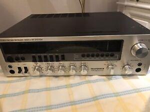 Telefunken TR 500 hifi Stereo FM / AM Receiver Modular System