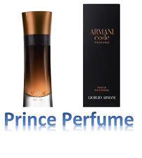 ARMANI CODE PROFUMO PARFUM POUR HOMME VAPO NATURAL SPRAY - 110 ml