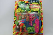 Playmates Toxic Crusaders Headbanger Figure, Unopened