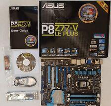 ASUS P8Z77-V LE PLUS, LGA 1155, Intel Motherboard