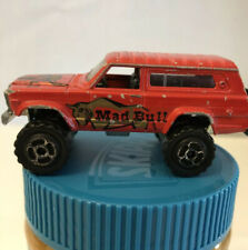 Vintage Majorette 4x4 Cherokee Mad Bull No.236 Die Cast Toy Truck Made In France