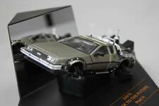 DE 24015BACK TO THE FUTURE3 DELOREAN RAILROAD VERSION 1/43 MODEL CAR BY VITESSE