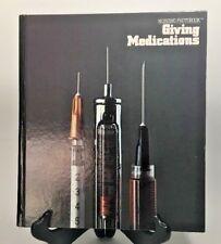 Nursing Photobook Giving Medications Hardcover