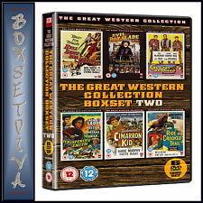 THE GREAT WESTERN COLLECTION - VOLUME 2    **BRAND NEW  DVD BOXSET **