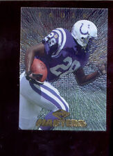 1997 CE Collectors Edge Masters MARSHALL FAULK Indianapolis Colts Card