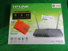 TP-Link AC1200 Dual Band Wireless Wi-Fi Router, Archer C50 Ver 2.0