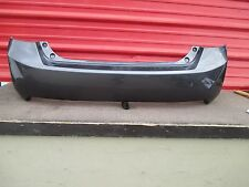 HONDA ACCORD  REAR BUMPER COVER OEM SEDAN 2013 2014 13 14 15 4DR