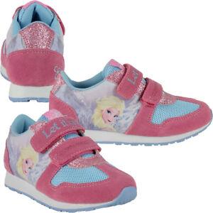 Sportschuhe Kinder Freizeit Schuhe Disney Eiskönigin Elsa Gr. 32