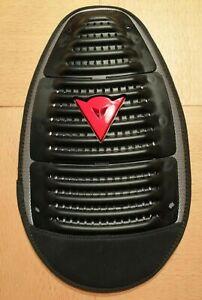 Dainese Rückenprotektor D1 Wave G2 zum Einschieben in Jacken schwarz rot