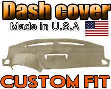 Fits 2003-2006 INFINITI G35  4 DOOR SEDAN DASH COVER MAT DASHBOARD PAD / BEIGE