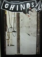 VOLCOM surf skateboard snowboard DENNIS BUSENITZ BIG dealer BANNER New Old Stock