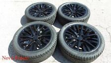 "Black Silverado Rims Tahoe GMC Sierra Yukon Denali 22"" Wheels Tires 2001 - 2019"