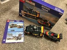 Lego Model Team Magic Flash 5581 - 100% complete w/box & instructions - RARE