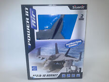 SILVERLIT PLANE R/C F/A-18 HORNET. ITEM NO. 85939. NEW IN BOX