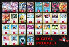 Rapid Strike Urshifu / Sylveon Vmax DECK Pokemon TCG Online DIGITAL cards PTCGO