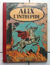 "EO ""ALIX L' INTREPIDE"" - JACQUES MARTIN - TOILE LOMBARD 1956 (PUITS 32)"