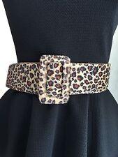 Belt (Lot of 5) Leopard Cat Feline Cheetah Group Costume Rave Halloween Sorority