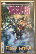 Wonder Woman Annual #4 — NM, 1st Print — First Appearance Of Yara Flor!