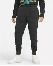 Nike Sportswear Men's Club Fleece Pants Joggers Dc2727 010 Black Size M -Nwt $75