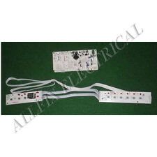 Control Circuit Boards for F&P DW60CDX2 Dishwasher - Part # H0124000622A