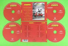 "4 CD Compilation Le Canzoni Del Cuore""I Sessanta""JAMES BROWN MINA no lp mc (C48)"