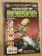 THE SIMPSONS TREEHOUSE OF HORROR #5 1999 USA + Botte di Natale #47 2003 ITA
