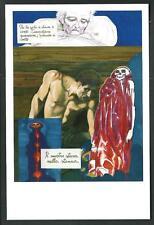 Andrea Pazienza : Campofame - cartolina realizzata nel 2013