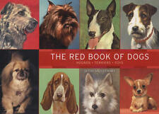 The Red Book of Dogs Breeds Hounds Terriers Toys New Hardback Dog Book