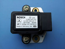 MERCEDES-BENZ W220 S430 S500 TURN RATE SENSOR 0015429018