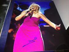 Jewel Kilcher Hand Signed 11x14 Pop Singer Foolish Games Photo FREE SHIPPING COA