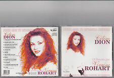 RARE CD CELINE DION 12 SUCCES PAR VIRGINE ROHART HOMMAGE MADE IN FRANCE