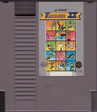 TRACK AND FIELD II 2 TWO & ORIGINAL CLASSIC NINTENDO SYSTEM NES HQ