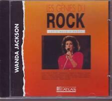 WANDA JACKSON let's have a party (CD)  (les genies du rock editions atlas)