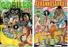 ONE PIECE Color Walk 6,7 set of 2 / Eichiro Oda / Art Book / Japanese Anime
