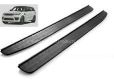 Range Rover Sport L494 2013+ All Black Stealth Side Steps Running Boards