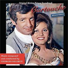 CARTOUCHE (MUSIQUE DE FILM) - GEORGES DELERUE (CD)
