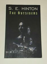 New ListingThe Outsiders by S. E. Hinton Large Print Type Edition Paperback Classic Ya