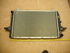 COOLING RADIATOR FITS FORD SIERRA GENUINE FORD NEW OLD STOCK