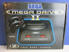 working SEGA MEGADRIVE II 2 BOXED original VIDEO GAMES CONSOLE complete #237