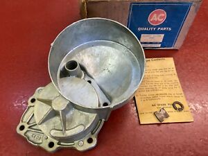 1957 1958 BUICK ROTARY VACUUM OIL PUMP AC 4409 GM 5593987 NOS All Models