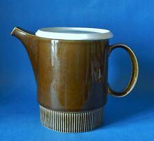 Poole Parkstone CAFFETTIERA 5,75 Ins Alto-ECCENTRICO COPERCHIO PIATTO