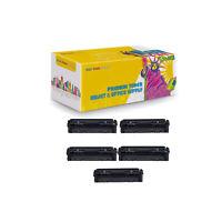 Set + BK Compatible Toner 045H BK CMY for Canon Color imageCLASS MF634Cdw