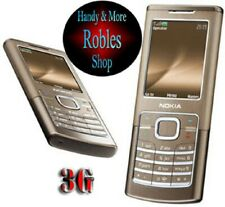 Nokia 6500 Classic Gold (Ohne Simlock) 4BAND 3G Bluetooth 2MP GUT